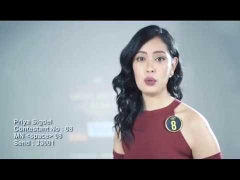 Priya Sigdel crowned as Miss Earth Nepal 2018
