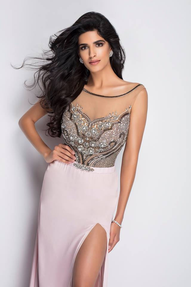 Anna Kler wins Fbb Colors Femina Miss India Punjab 2018