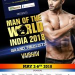 Man of the World India 2018 Contestant