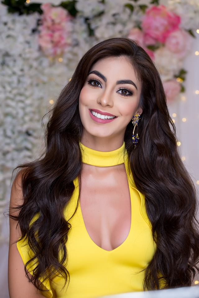 Miss Universe 2018 2019 >> Virginia Limongi - The Great Pageant Community