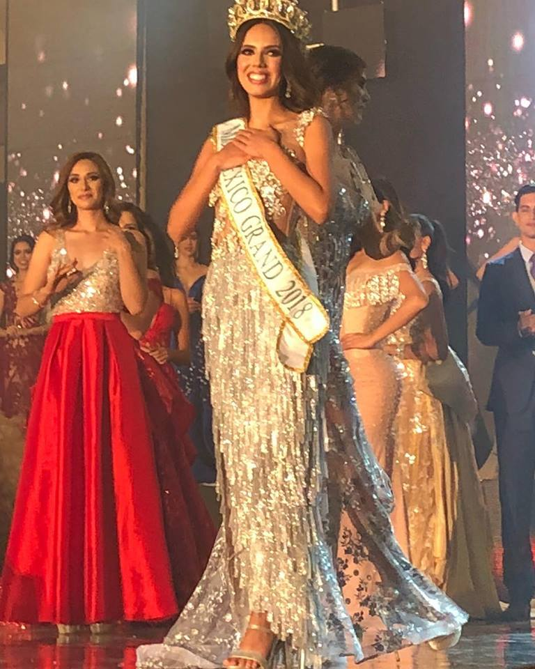 Lezly Diaz will represent Mexico at Miss Grand International 2018