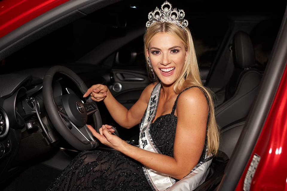 Miss USA 2018 Sarah Summers