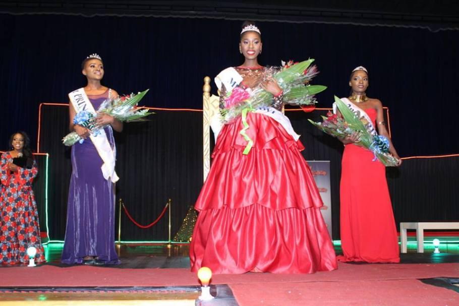 Tionge Munthali wins Miss Malawi 2018
