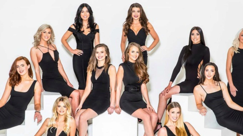 Miss Scotland 2018 Contestants