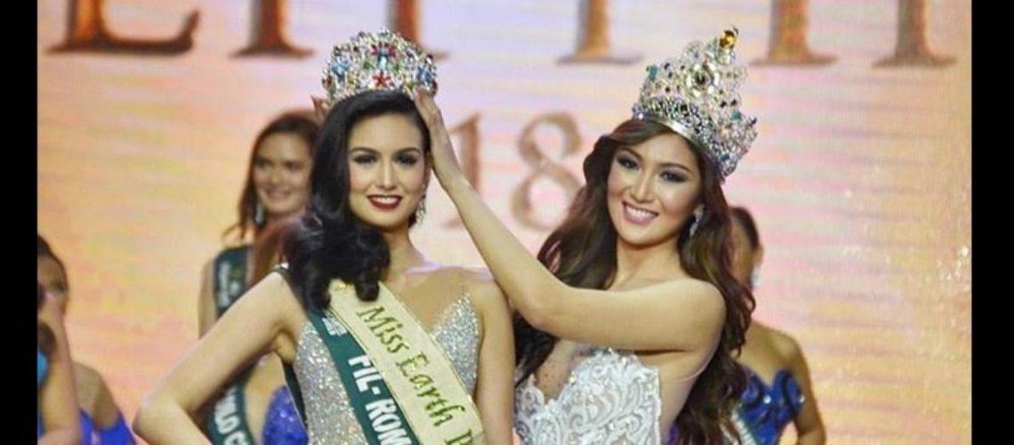 Silvia Celeste Cortesi crowned Miss Earth Philippines