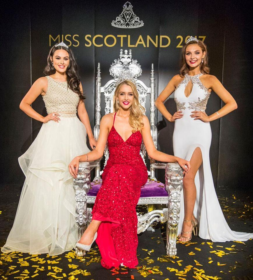 Miss Scotland 2018 Contestants – The Great Pageant Community