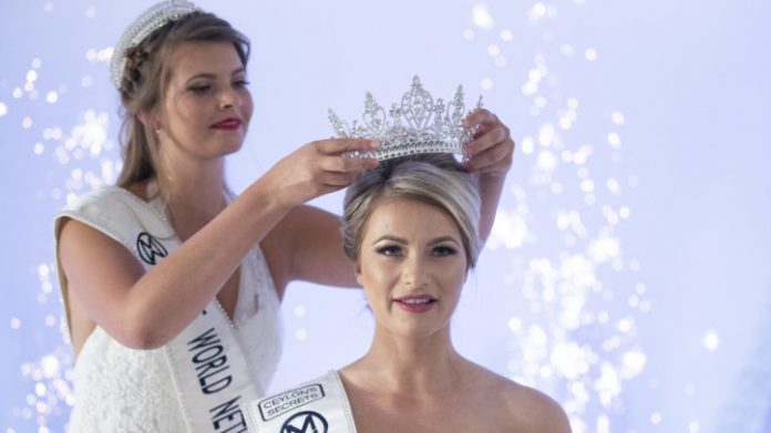 Leonie Hesselink crowned as Miss World Netherlands 2018