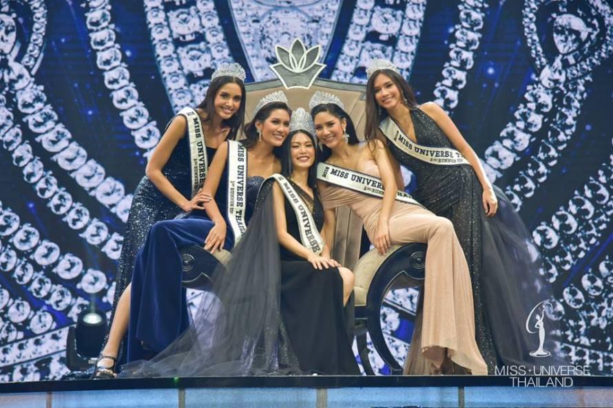 Sophida Kanchanarin is Miss Universe Thailand 2018