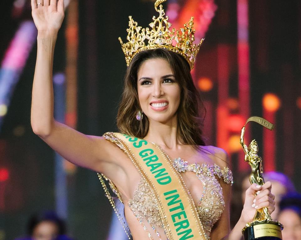 Miss Grand International 2018 Contestants