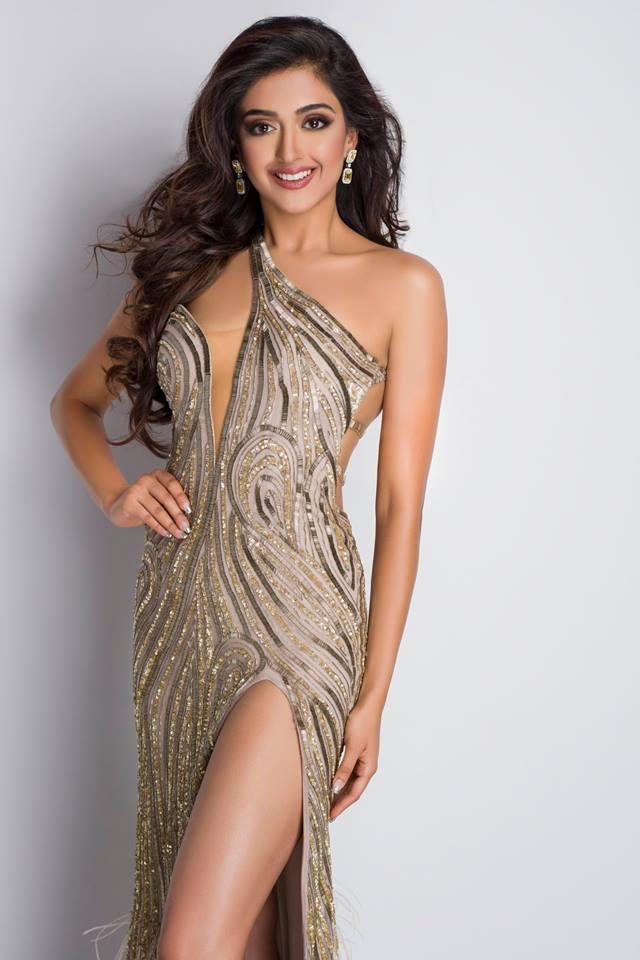 Gayatri Bhardwaj will represent India at Miss United Continents 2018