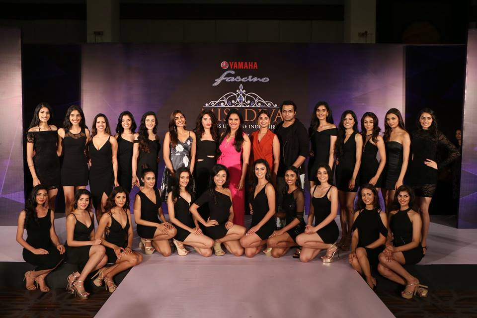 Miss Diva 2018 Contestants: Vote for Your Favourite