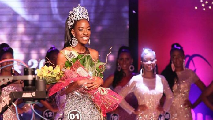 Ana Liliana Avião crowned as Miss Angola 2018