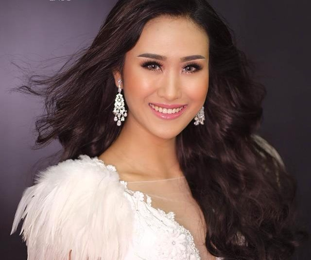 On Anong Homsombath is Miss Universe Laos 2018
