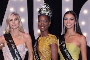 Miss Universe Great Britain 2018,Dee Ann Kentish Rogers