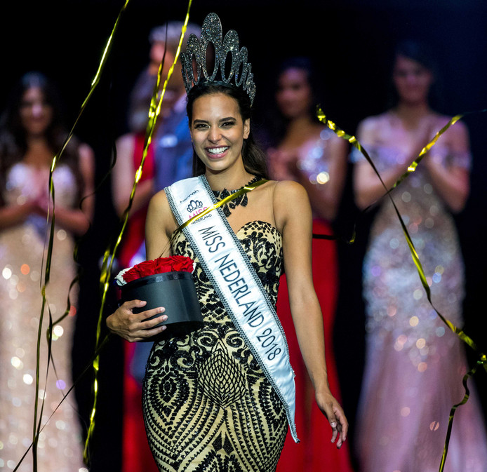 Miss Nederland 2018, Rahima Dirkse