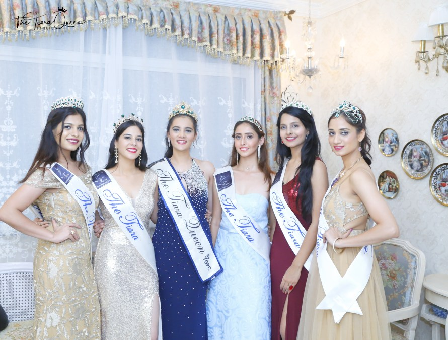 Praachi Nagpal wins The Tiara Queen by TGPC for July 2018 Batch