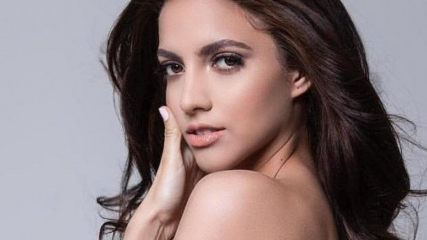 Aldy Bernard wins Miss Universe Dominican Republic 2018