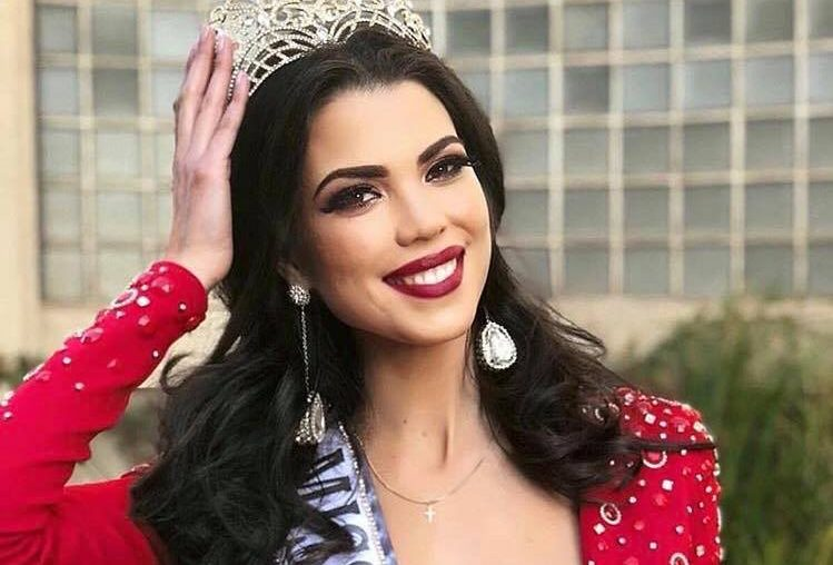 Andrea Diaz crowned as Miss Universe Chile 2018