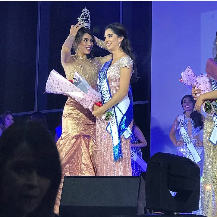 Laura Osorio Hoyos crowned Miss Mundo Colombia 2018