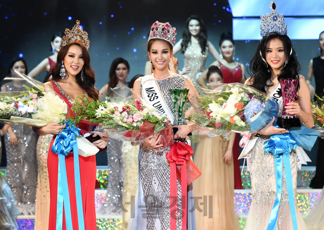 Meet the winners of Miss Queen Korea 2018