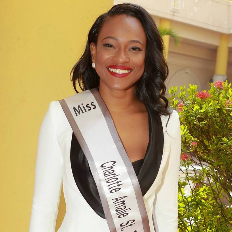 Miss Universe US Virgin Islands 2018, Aniska Tonge