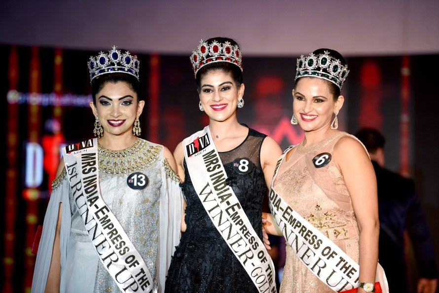 Mrs India-Empress of the Nation 2018: Meet the winners