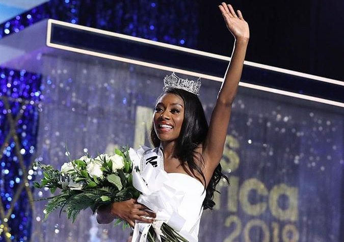 Nia Imani from New York wins Miss America 2019