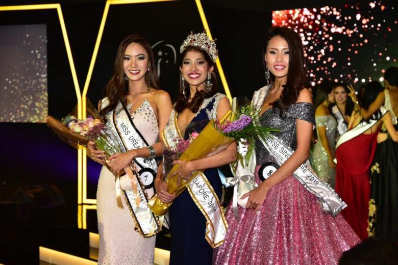 Zahra Khanum crowned Miss Universe Singapore 2018