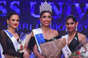Ornella Gunasekara crowned as Miss Universe Sri Lanka 2018