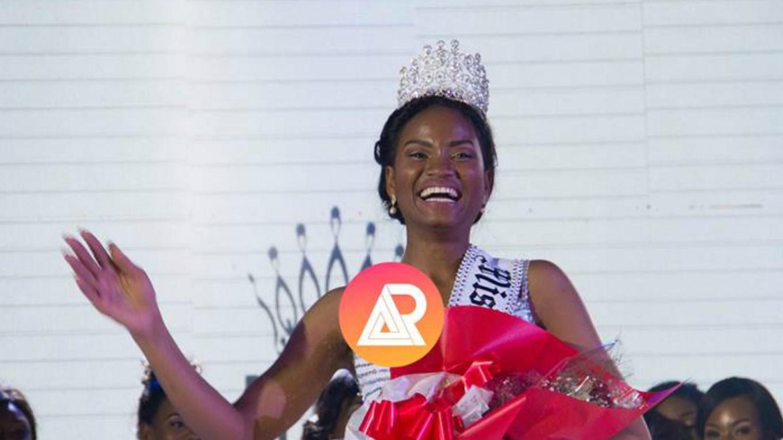 Nelma Ferreira wins Miss World Angola 2018