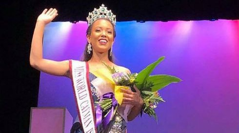 Kelsie Woodman Bodden was crowned as Miss World Cayman Islands 2018