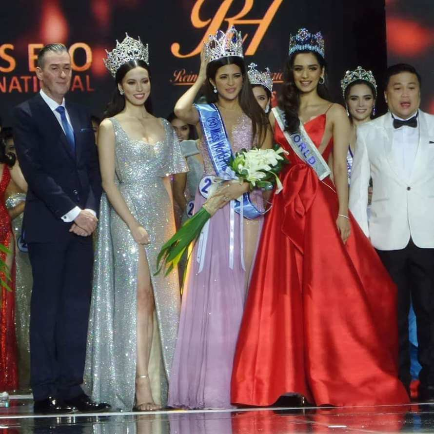 Katarina Rodriguez crowned as Miss World Philippines 2018