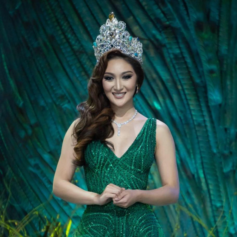 Miss Earth 2017 Karen Ibasco supports Miss Earth Org on alleged Sexual Harassment Controversy