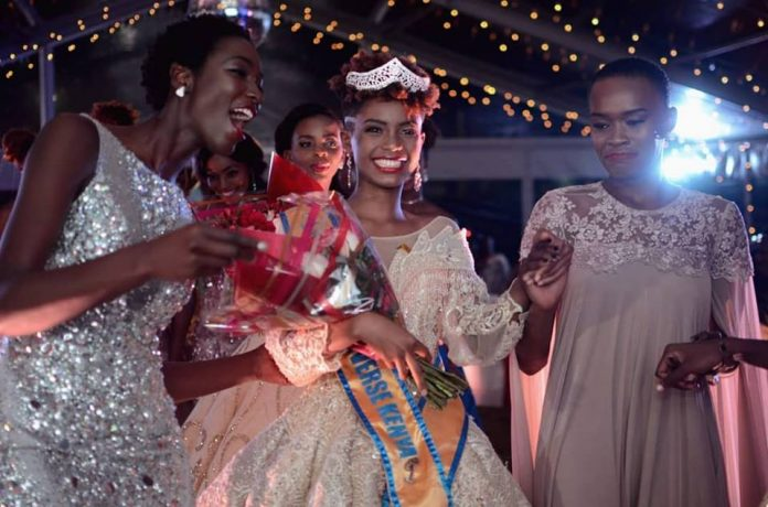 Wabaiya Kariuki crowned as Miss Universe Kenya 2018