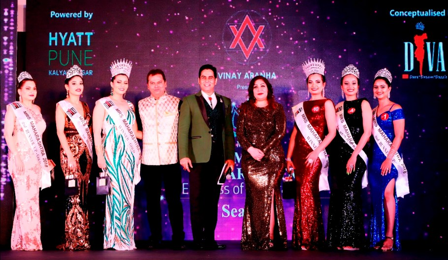 Mrs. Maharashtra-Empress of Maharashtra Season-3: Meet the Winners
