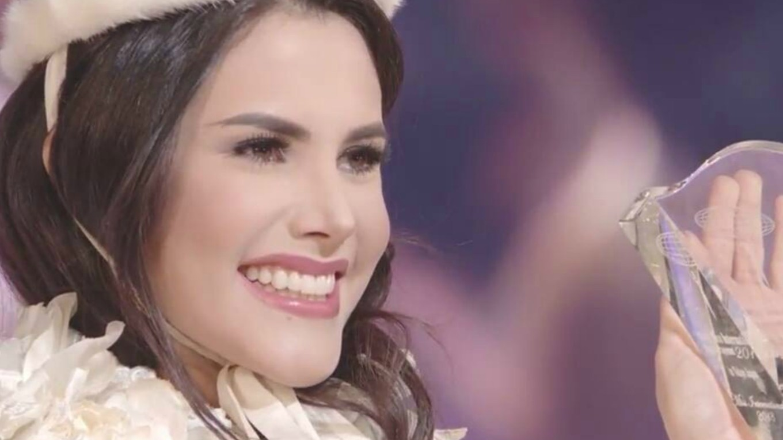 Mariem Velazco wins Miss International 2018