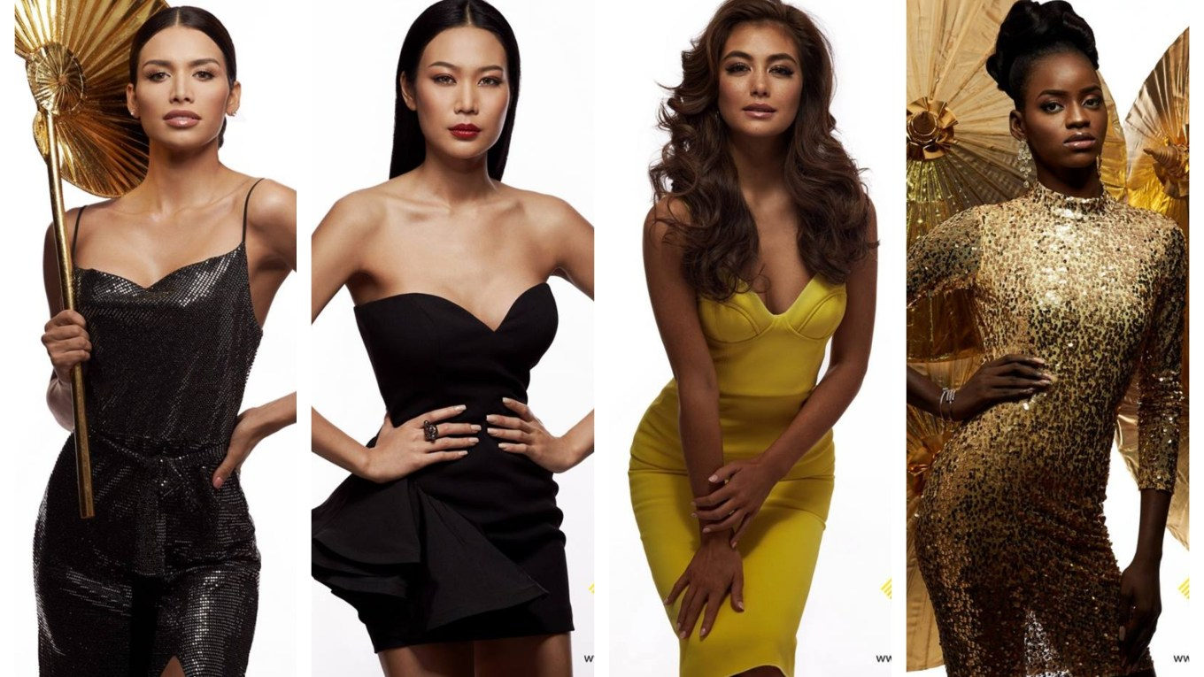 Miss Universe 2018: Top 10 Portrait Shoot