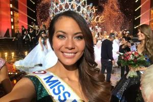 Vaimalama Chaves crowned as Miss France 2019