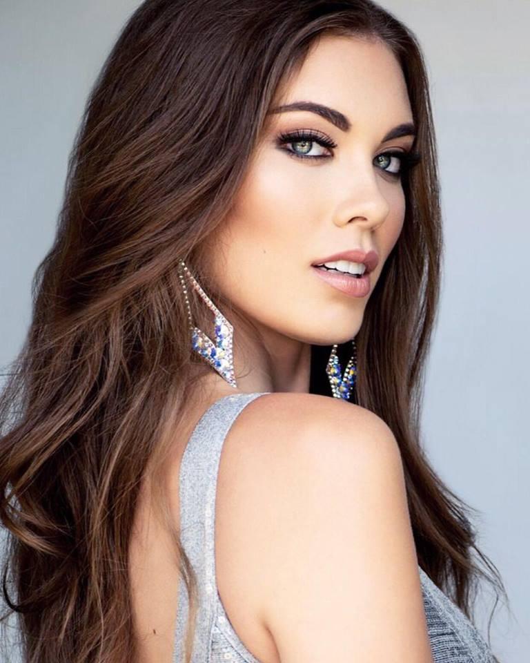 Miss USA 2019Contestants, Kansas Alyssa Klinzing