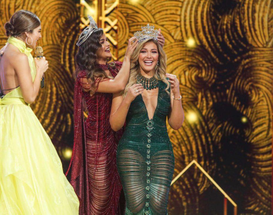 Migbelis Castellanos from Venezuela wins Nuestra Belleza Latina 2018