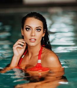 Miss USA 2019Contestants, South Dakota Abigail Merschman