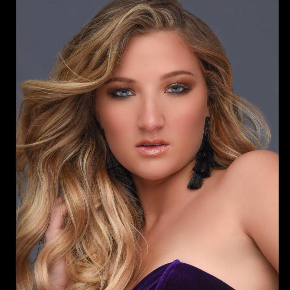 Miss USA 2019Contestants, Vermont Bethany Garrow