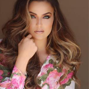 Miss USA 2019 Contestants, Virginia Courtney Smits