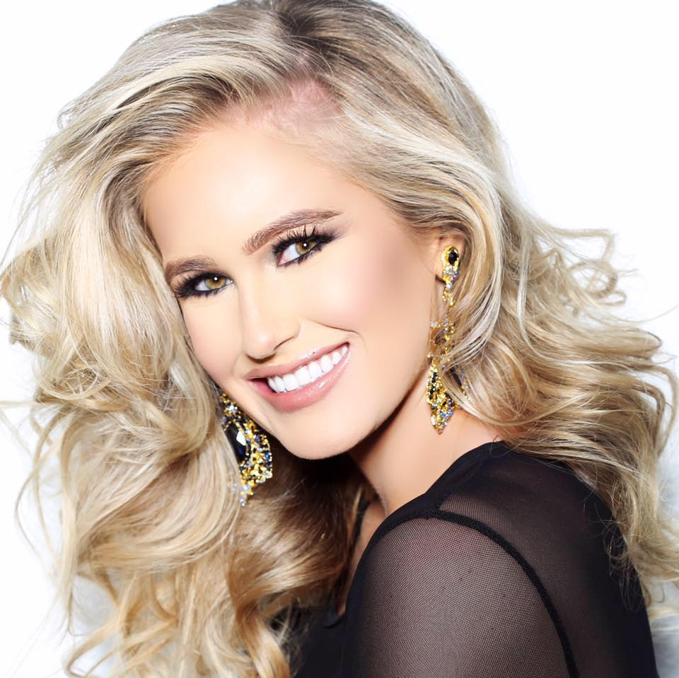 Miss USA 2019 Contestants, Washington Evelyn Clark