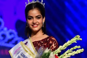 Simran Sharma is Miss Multinational India 2019