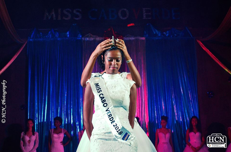 Joyce Delgado crowned as Miss Cape Verde 2018