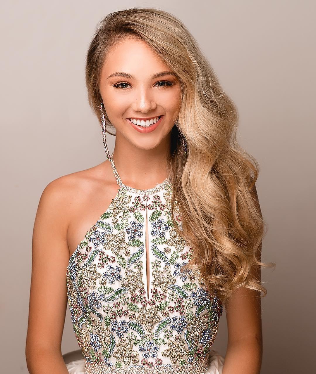 Miss Teen USA 2019 Contestants, Iowa Kristen Hovda