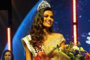 Karen Gallman from Philippines wins Miss Intercontinental 2018