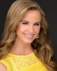 Miss Teen USA 2019 Contestants, Oklahoma Abigail Billings