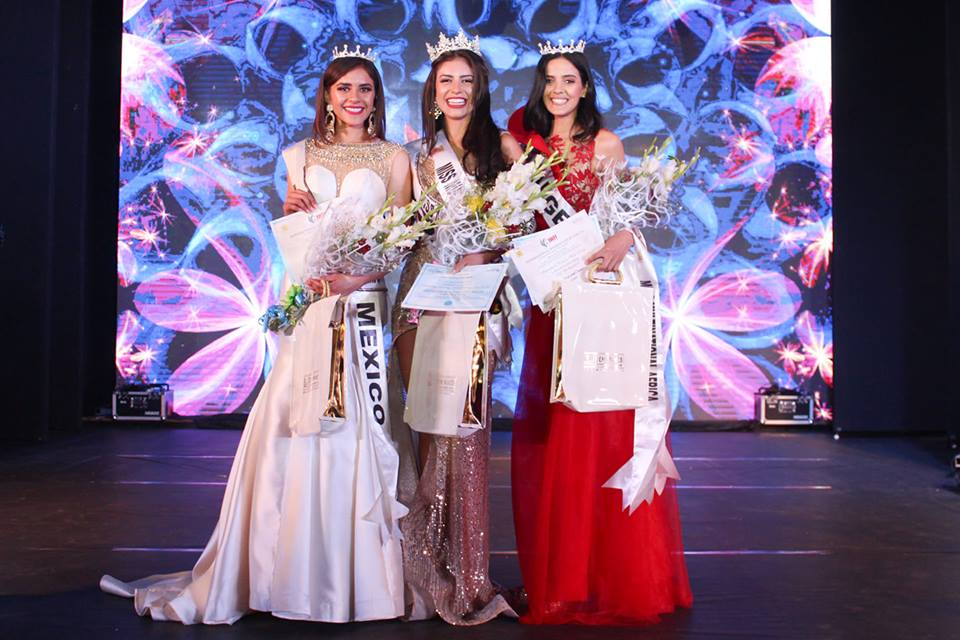 Daniela Nieto from USA crowned as Miss Multinational 2018